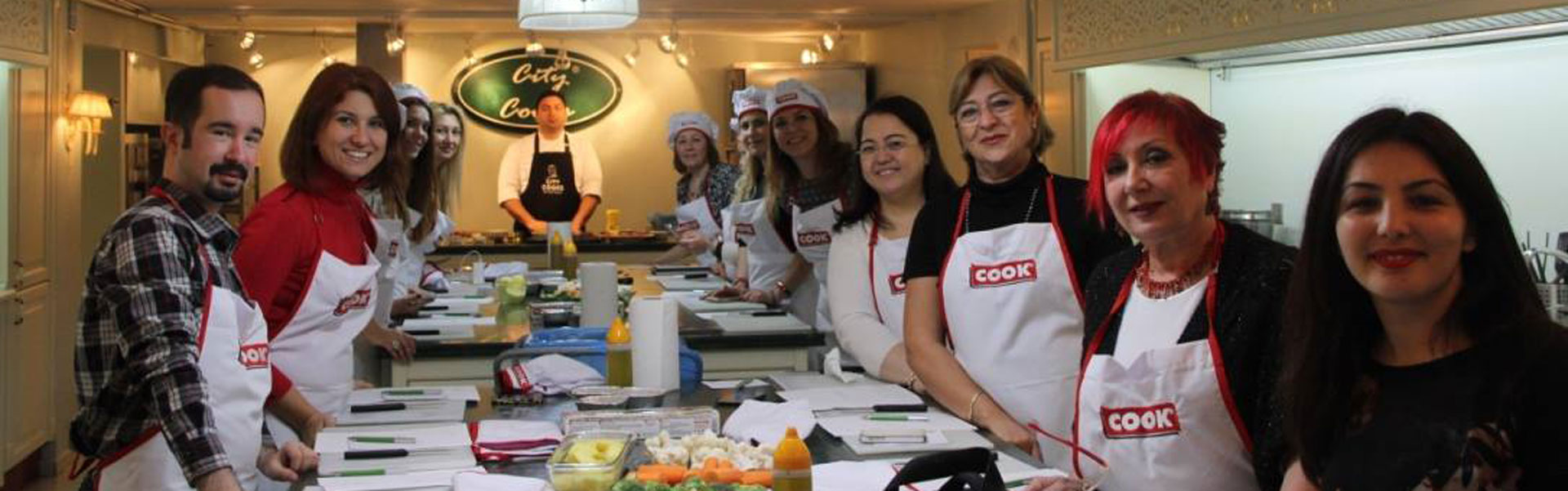 Turkish cuisine course